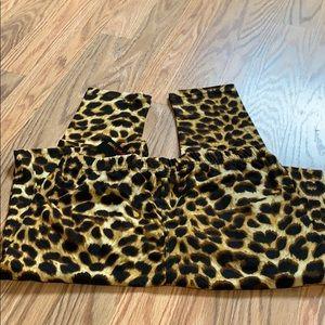 6caafcdf5324f Women Animal Print Leggings on Poshmark